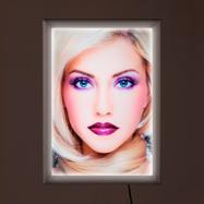 """LED Leuchtrahmen """"Simple"""", einseitig"""