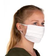 Gesichtsmaske 100% Baumwolle, 2-lagig
