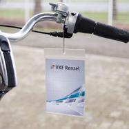 Standard Preishülle aus Weich-PVC mit einem Einschub