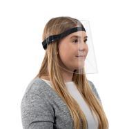 Visiera per protezione del viso