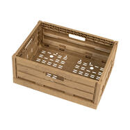 Klappboxen in Holzoptik