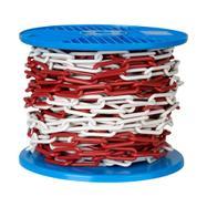 Kunststoffkette 6 mm oder 8 mm Stärke, verschiedene Farben