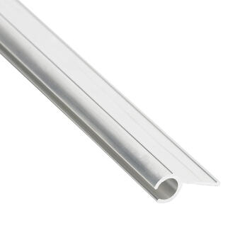"Aluminium-Kederschiene ""Single wall"""