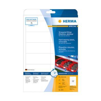 Wetterfeste Folienetiketten, Herma 4572