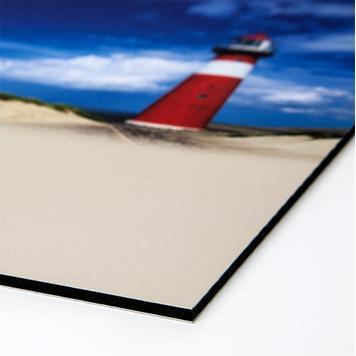 Alu Verbundplatten ein- oder beidseitig bedruckt