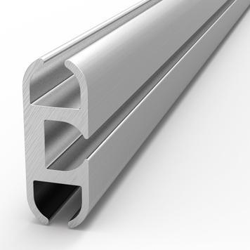 "Aluminium-Kederschiene flach ""Cover"""
