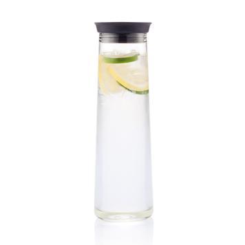 Wasserkaraffe mit Silikonverschluss