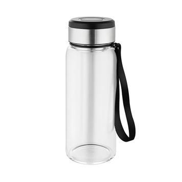 "Metmaxx® Glastrinkflasche ""GenerationRefillGourmet"""