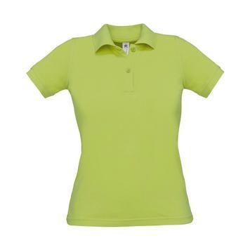 "Damen Poloshirt ""B&C Safran Pure women"""
