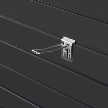 Lamellenwand-Doppelhaken, 100 – 200 mm