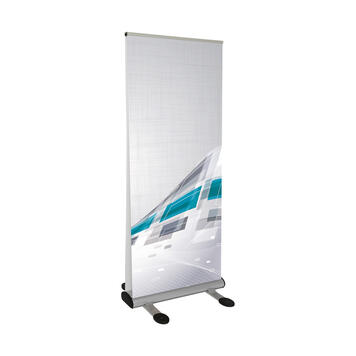 "Roll Up Banner ""Storm"", beidseitig"