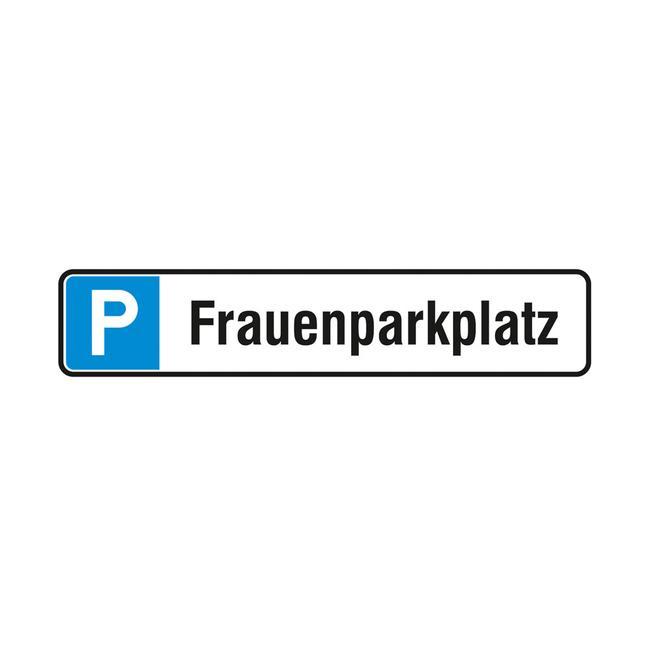 Cartelli parcheggio e divieto di sosta in alluminio ...