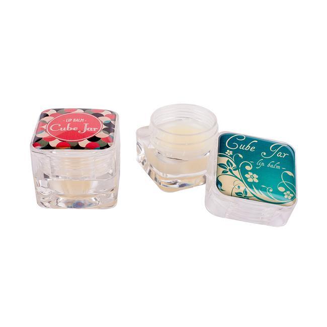 Lippenpflege im Lipcare Cube als Werbeartikel