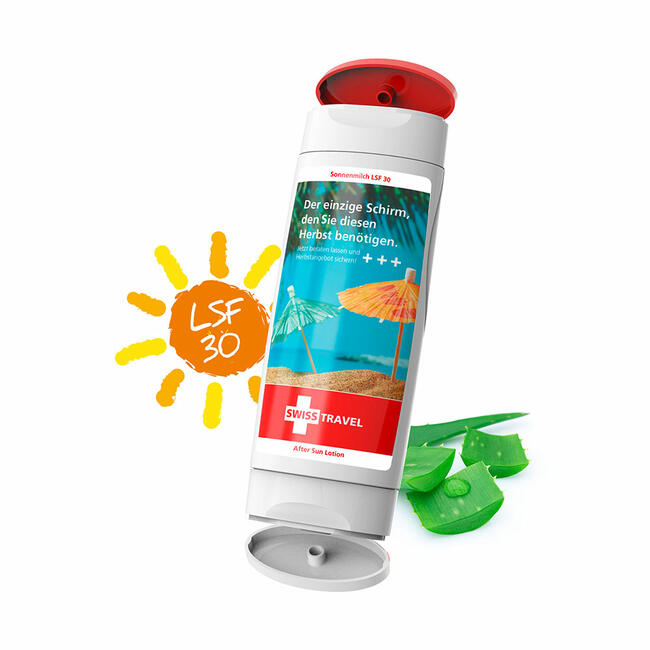 Duopack Handpflege oder Sonnenmilch LSF 30 & After Sun Lotion