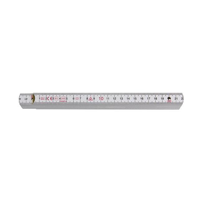 Schwedenmeter in verschiedenen Farben, 2 Meter