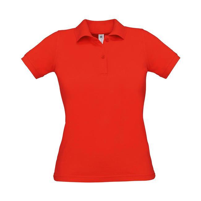 """Polo pour femmes """"B&C Saffron Pure women"""""""