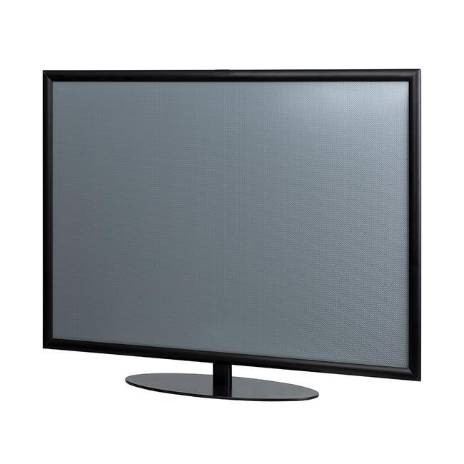 """Plakatständer """"TV Attrappe"""""""