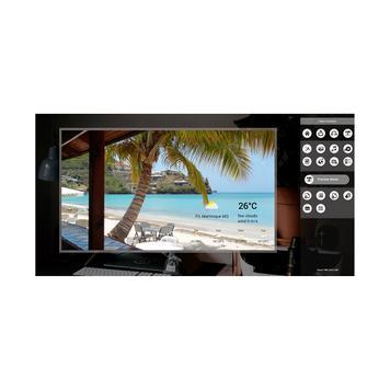 "Digital Signage Bildschirm ""FLASH.movie PH NG"""
