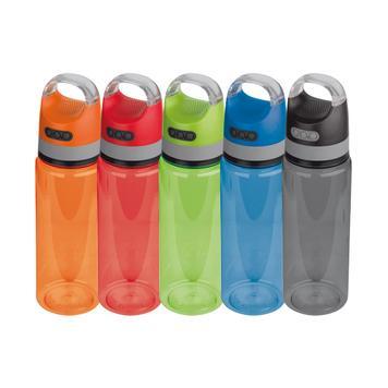Trinkflasche mit Lautsprecher