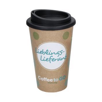 "To-go-Kaffeebecher ""Premium"""