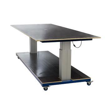 Table de travail r glable en hauteur pds peter handels ag - Table de travail reglable en hauteur ...