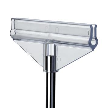 T-Stück für Materialstärke 2 mm oder 4 mm