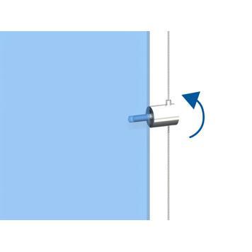Drahtseilhalter Rotor M6