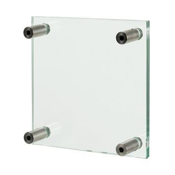 """Glastürschild """"Galerie"""""""