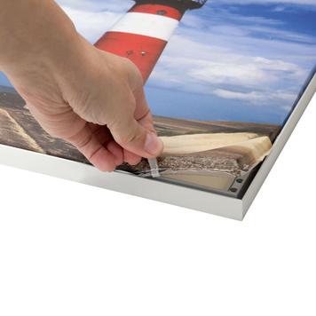 """Digitaldruckbanner für """"FlexiSlot®-Stretchframe"""""""