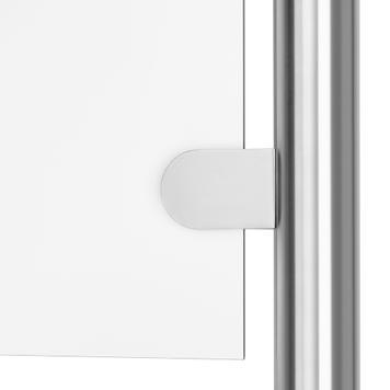 "Firmenschild ""Straight-Line-Entrance"" mit Aluminium-Verbundplatte"