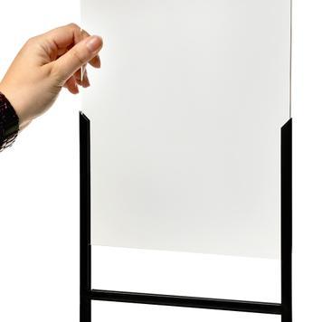 """Plakat-Tischständer  """"VINTAGE"""""""