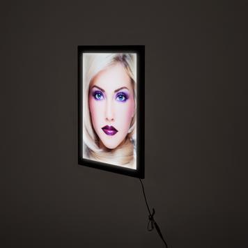 """LED Leuchtrahmen """"Ecomag"""", einseitig"""
