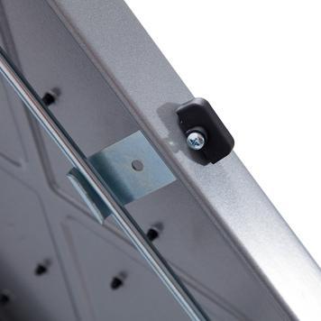 Aluminium-Sicherheits-Tritt