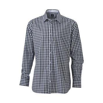 modisches Karo-Hemd